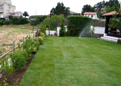 Jardin pradera cantabria