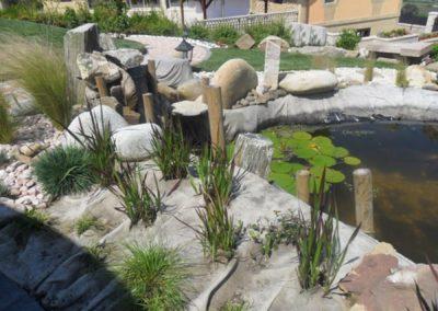 estanques gramíneas cantabria