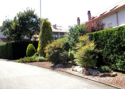 parterre jardin cantabria